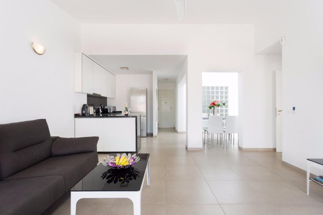 Apartament White – 2 sypialnie